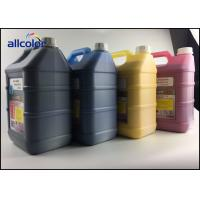 SPT 510 Seiko Solvent Ink For Infinity / Pheaton Icontek Crystaljet Solvent Printer Manufactures