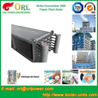 Condensing Economiser Coil CFB Boiler Economizer In Power Plant Manufactures