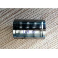 Diameter 21mm Lab Horizontal Bead Mill Screens , Sand Mill Screens ISO9001:2015 Certification Manufactures
