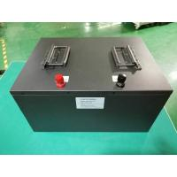 Quality 36V 100Ah Customized LFP Battery LiFePO4 with BMS For Golf Car AGV Forklift Battery for sale