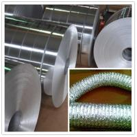 Industrial Aluminum Foil  8011 8079  0.08mm to 0.11 mm  for Pipe & Duct  with width 50mm to 61mm Manufactures
