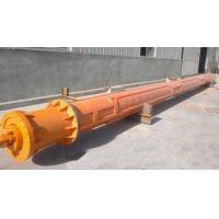 SR80C Mechanical Kelly Bar Soilmec Type Foundation Drilling Tools 600mm Pitch Manufactures