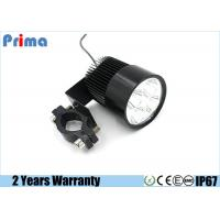 20W High Power Motorcycle LED Headlights , IP67 2000LM Led Motorcycle Headlamp Manufactures