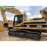 China Japan Origin Used Caterpillar 325BL excavator, Cat 325B, 325BL 330BL 320BL heavy duty excavator For sale to Callao,Peru on sale