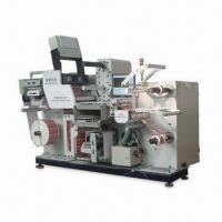SR450 Slitting Machine /High Precision Machine with Slitting and Rewinding Function, 250m/min Speed Manufactures