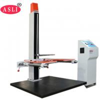 Digital Double Swings Drop Testing Machine / Free Falling Drop Tester CE  ISO Manufactures