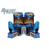 Amusement Park Racing Game Machine Coin Pusher h2 Overdrive Simulator For Salea Manufactures