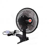 Plastic Back Guard Automotive Cooling Fans With 2 - Speed Switch Manufactures
