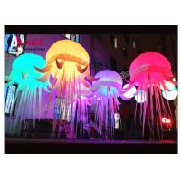 Bar Decoration LED star Inflatable Lighting Octopus Blow Up Le poulpe Manufactures