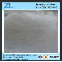 CAS NO.:553-90-2,Dimethyl oxalate from China Manufactures
