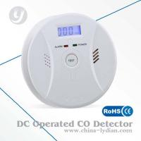 DC 9V Battery Carbon Monoxide Detector With Electrochemistry CO Sensor Manufactures