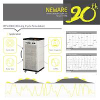 4 Channels Neware Battery Testing System Driving Cycle Simulation In Neware BTS8000 Manufactures