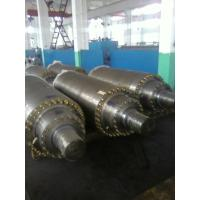 Heavy Duty Welded Industrial Hydraulic Cylinders For Sea Drilling Platform Manufactures