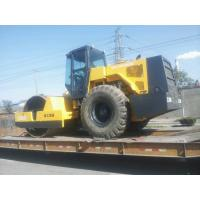 Xcmg YZ20JC Second Hand Road Roller , 20 Ton Vibratory Road Roller Year 2012 Manufactures