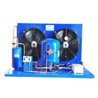 MT64 MTZ64 MANEUROP Compressors outdoor Air Cooled Condensing Unit 5HP R404A Energy Saving High Efficiency Manufactures
