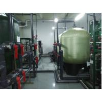 Low Noise Boiler Feed Water Treatment System 20000 L/H ISO / CE Approved Manufactures