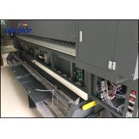 3.2m Outdoor Flex Banner Solvent Inkjet Printer With 4 Pcs Or 8 Pcs Printhead Manufactures