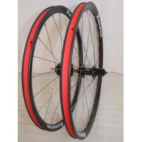 China Customized 650B Carbon Fiber MTB Wheels Carbon Clincher Wheelset For DH / XC on sale