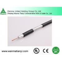 Rg6 Coaxial Cable 75 Ohm CATV Cable Manufactures