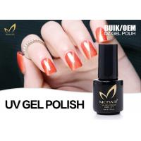 Colors Varnish Cat Eye Gel Nail Polish Bling Nail Gel For Tips 1 - 2 Mins Cure Time Manufactures