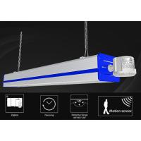 China Dimmable IP65 Commercial Linear LED High Bay Light Fixtures With Controlling System For Warehouse on sale