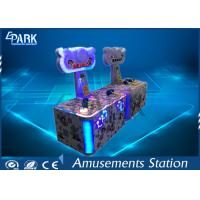Luxury Double Players Amusement Game Machine Coin Operated Hitting Hammer Game Manufactures