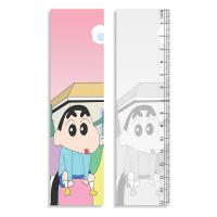 Straight Rulers 3D Lenticular Printing Service With Crayon Shin - Chan Design Manufactures