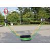 Foldable Badminton Set With Metal Poles 3m / 5.1m Width 3KG Weight Multi Color Manufactures