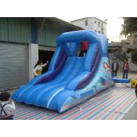Quality Professional Durable PVC Tarpaulin Inflatable Sports Games Slide Commercial for sale