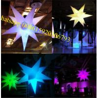 Inflatable Led Night Club Decoration,Inflatable Light Ball , Lighting Decoration ,moon balloon light Manufactures
