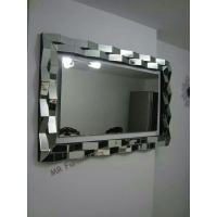 Multi Facet Frame Decorative Wall Mirrors For BedroomColor Optional Manufactures