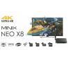 4K TV BOX Quad Core  XBMC MINIX NEO X8 Android Smart TV BOX Manufactures