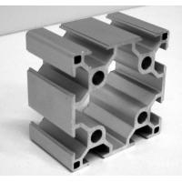 Mill finished Industrial Aluminium Profile For Production Line , T Slot Aluminum Profile Manufactures