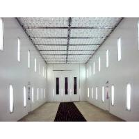water base spray paint booth, paint booth HX-800 Manufactures
