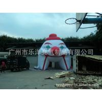 Lightweight Clown 420D Oxford Cloth Inflatable Party Tent For Exhibition Manufactures