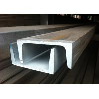 430 Stainless Steel Channel Cold Rolled With Well Mechanical Capacity Manufactures