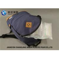 Professional Custom Air Cushion Film , Shipping Air Pillows For Safety Packaging 400mm X 285mm Manufactures