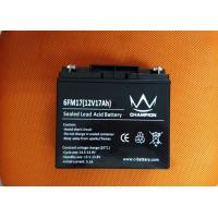 Deep Cycle Lead Acid Batteries 12v 18ah For UPS and solar and inverter Manufactures