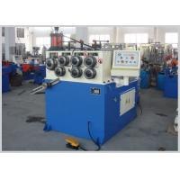 220v / 380v High Speed Pipe Rounding Machine 4kw Low Power Construction Manufactures