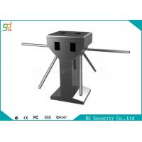 Entra Turnstile Waist Height Turnstiles RFID Security Control Barrier Manufactures