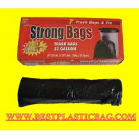 China over 16 years professional factory PE biodegradable plastic garbage bag on sale