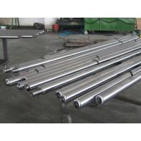 40Cr Chrome Piston Rod , Chrome Plated Induction Hardened Rod Manufactures