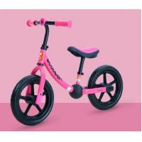Steel Baby Balance Bike With Pedals , Skid Proof Pedal Metal Balance Bike Manufactures