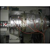 Large Capacity Hdpe Pipe Extrusion Line Plastic Pipe Making Machine Manufactures