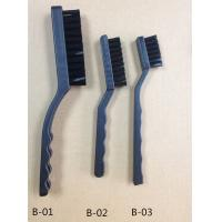 Balck Cleanroom Antistatic ESD Plastic Brush Manufactures