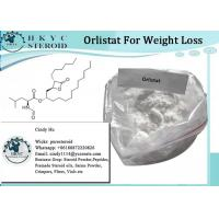 USP Fat Burning Raw Material CAS 96829-58-2 Orlistat For Weight Loss Manufactures