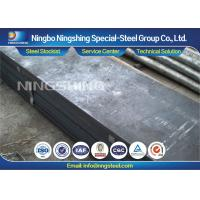 Wear Resistance Low Alloy Cold Work Tool Steel Flat Bar 1.2510 Manufactures
