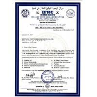 Shenyang Phytocare Ingredients Co.,Ltd Certifications