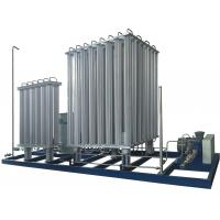 Mobile L-CNG Gas Filling Skid Mounted Equipment 500-5000Nm3/h Manufactures
