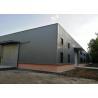 University steel structure indoor stadium with mezzanine office Manufactures